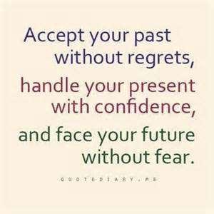 fears - past, present, future