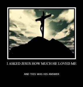 I asked Jesus...