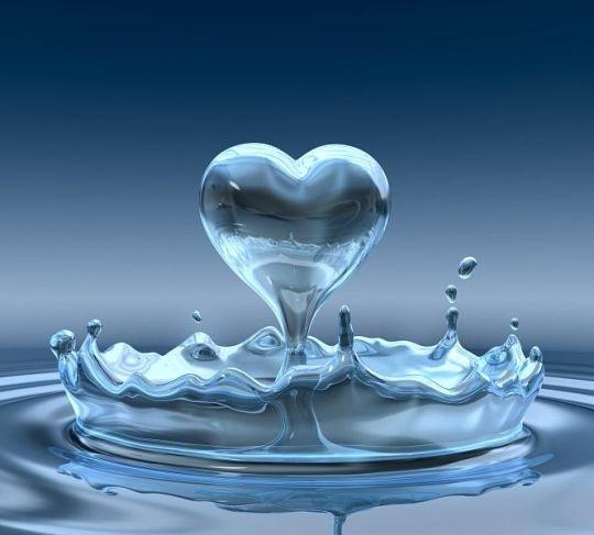 Tidal Waves of Love
