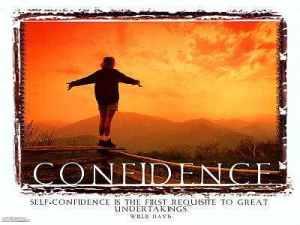 Building Self-Confidence and Self-Esteem