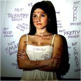 woman's self-esteem and self-confidence