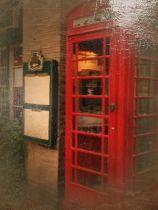 Savannah, Georgia Phone Booth