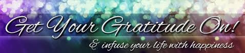 Get your gratitude on!