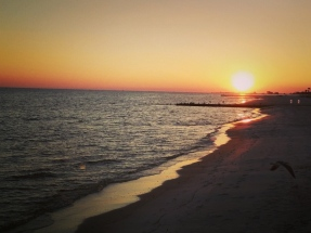 Gulfport, Mississippi Beach