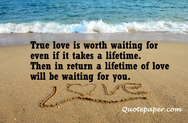 True Love Is Worth Waiting For Jessie Jeanine