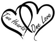 Two Hearts ~ One Love