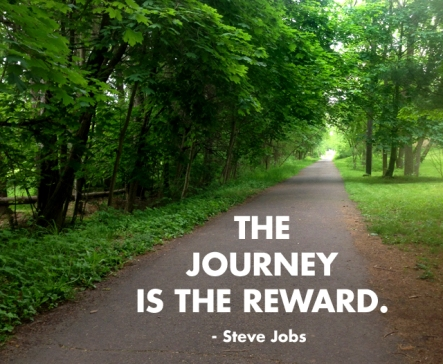 the_journey_is_the_reward
